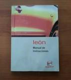 manual instrucciones seat leon - foto