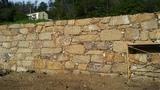 Muros de contenciÓn, escolleras - foto