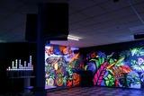 decoracion graffiti - foto