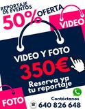Foto y vÍdeo barato 100% profesionales - foto