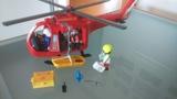 Helicóptero de playmobil - foto