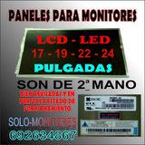 Paneles para monitores - foto
