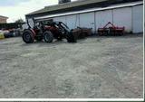 Trabajo del tractor - foto