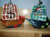 Barcos piratas - foto