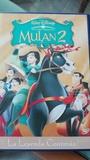 DVD Disney Mulan 2 - foto