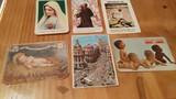Lote de 6 calendarios de los 70. - foto