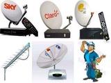 Antenas y decodificadores - foto