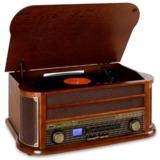 -*Minicadena tocadiscos USB CD MP3 Bluet - foto