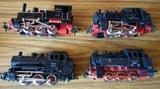locomotoras ho , fleischmann, roco - foto