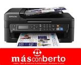 Impresora Epson Workforce 2630WF - foto