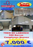 TREN DE LABOREO - 500 BARRAS - foto