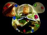 Toy Story 3 - Reloj de Pared - foto