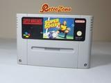 Super Soccer  Super Nintendo - foto