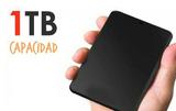 disco duro 1tb externo con series - foto