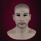 Mascara realista espia-cine-mod-235236 - foto