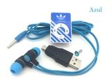 mp3 adidas color azul - foto