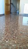 Abrillantado  vitrificado pulido   suelo - foto