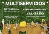Desatascos Y FONTANERIA 691521666 - foto