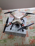 DRONE X8HC CON GIMBAL  CAMARA 4K WIFI
