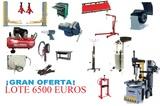 LOTE DE 6500 EUROS MAS IVA POR 186 - foto