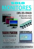 Solo monitores - foto