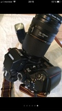 Nikon F4s+ Obj Nikkor 35-135+ SB25+MF23 - foto