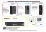 Oferta de ordenadores reacondicionados. - foto