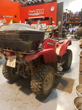 QUAD ATV YAMAHA - GRIZZLY 700 EFI 4X4 - foto