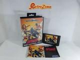 Ex-Mutants Mega Drive - foto