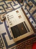 Radio cassette grabador retro vintage - foto