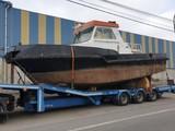 Transporte especial valencia - vigo - foto