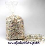 Saco de Confeti 10kg, 50kg y 100Kg - foto