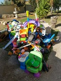 lote de juguetes,desde 3 eu - foto