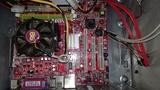 Placa base y cpu am2 msi athlon ddr2 - foto