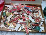 colección de sellos puros - foto