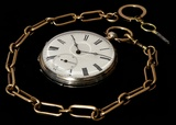 Bellísimo reloj de bolsillo VENDIDO - foto