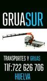 transportes y grúas - foto