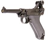 Réplica de la famosa Luger P08 - foto