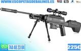 Rifle de plomillos Sniper AIR 4,5mm - foto