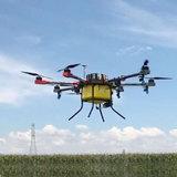 Agro pulverizador uav / dron 10 litros - foto