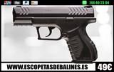 Umarex XBG pistola de aire comprimido. - foto