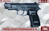 Pistola de bolas BBs Thunder 9 Pro . - foto