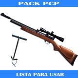 [PACK]Escopeta PCP Stinger Minerva - foto