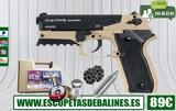 Pistola GAMO de CO2 PT80 D.A. - foto