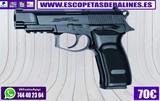 Pistola marca Thunder modelo 9 PRO. - foto