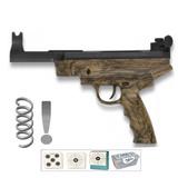 Pistola de aire comprimido Hatsan 25 MW - foto