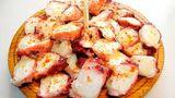 pulperia comida tradicional gallega - foto