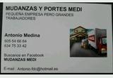 MUDANZAS Y PORTES - foto