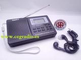 Radio Receptor Portátil  FM-AM-SW-LW - foto
