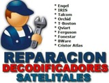 Reparacion decodificadores satelite - foto